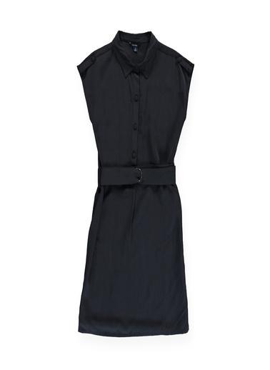 Nautica Elbise Siyah